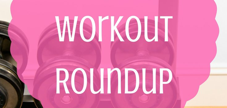 Upper Body Workout Roundup