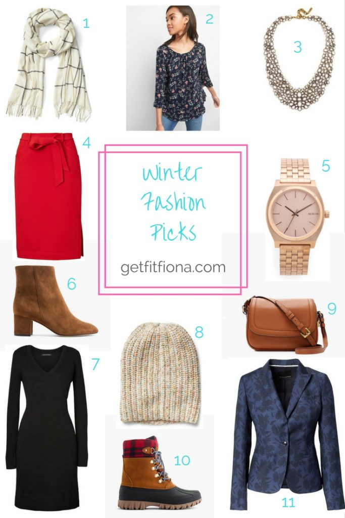 Winter Fashion Picks