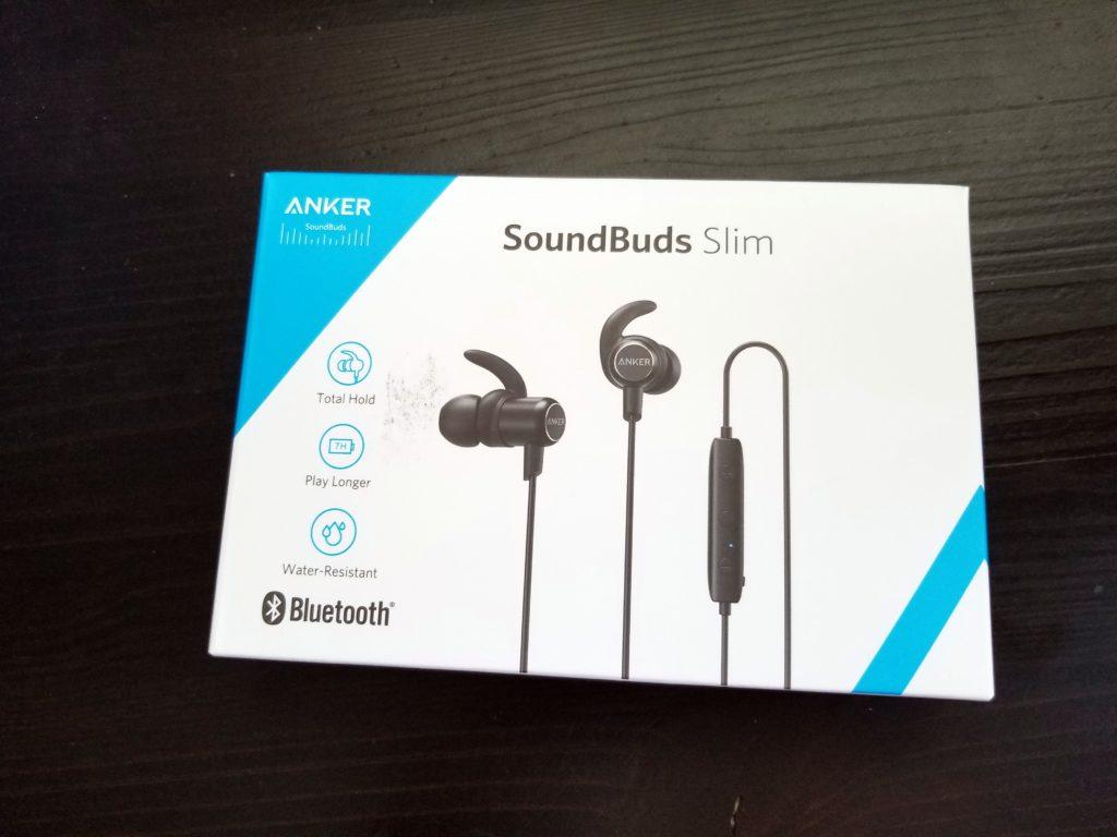Anker SoundBuds Slim Earphones