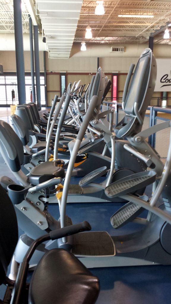 Cardio Equipment MRU Gym