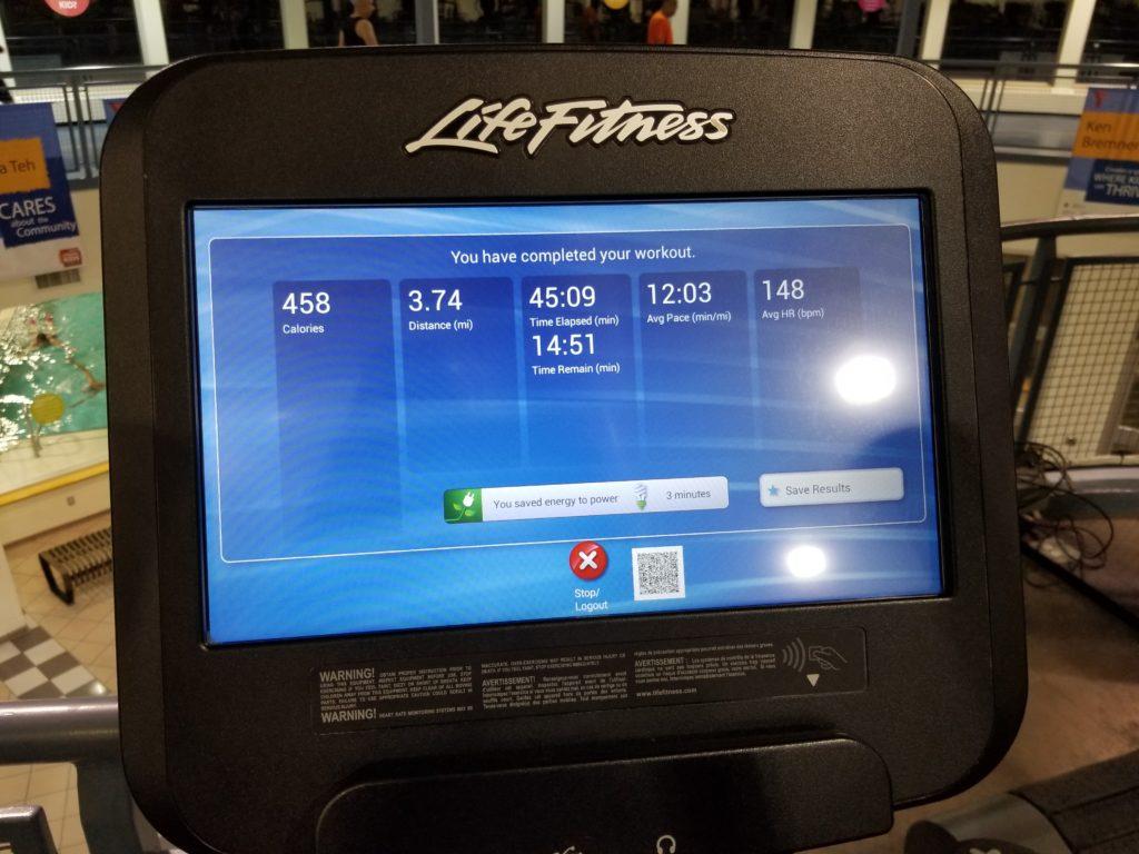 Gym Elliptical