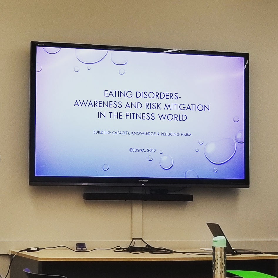 Eating Disorder Presentation
