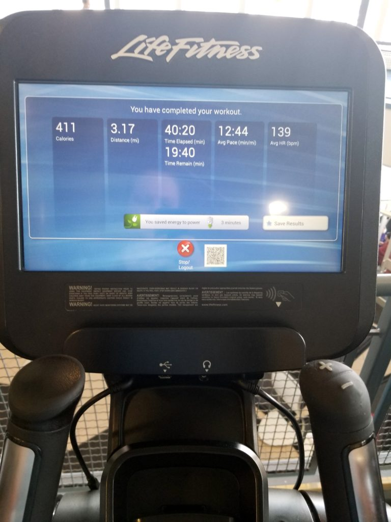 Elliptical Gym