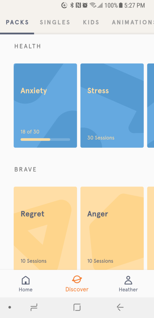 How to Meditate using the Headspace App