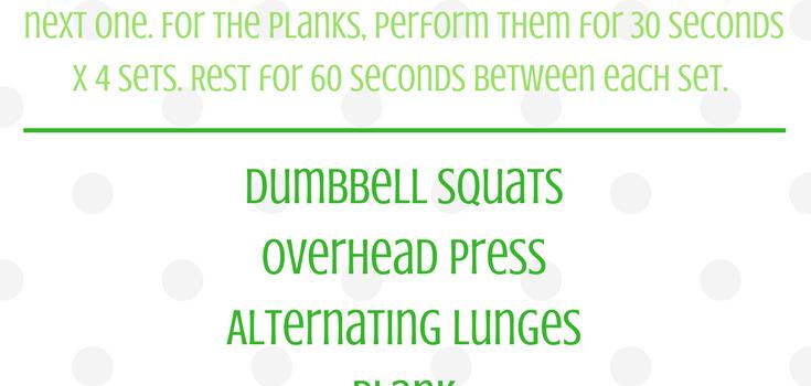 St. Patrick's Day Workout
