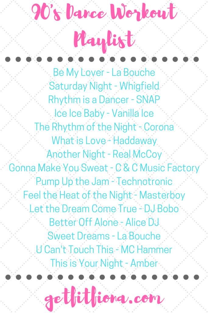 90's Dance Playlist 2
