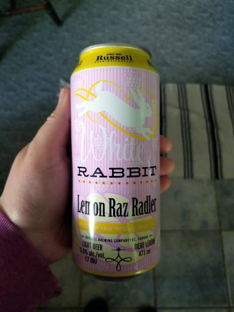 White Rabbit Radler