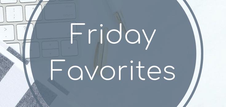 Friday Favorites: A Tasty Recipe + Workout Playlist