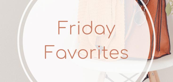 Friday Favorites: Yoga + A Good Book