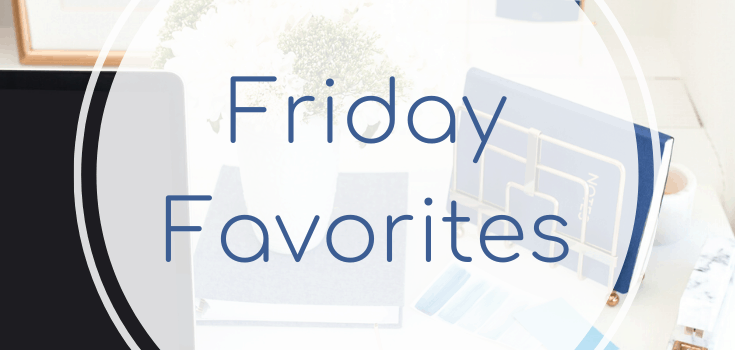 Friday Favorites: Halloween + Catching Up