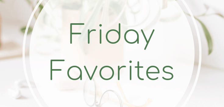 Friday Favorites: An Audiobook + Mascara