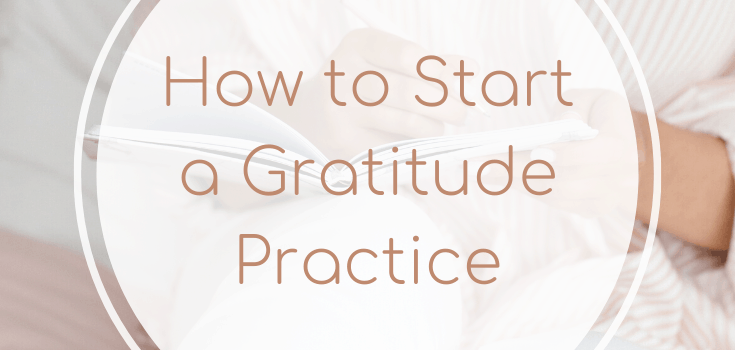Cardio Workout + How to Start a Gratitude Practice