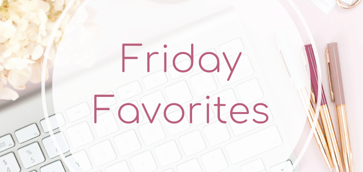Friday Favorites: Hard Workouts + a New Read