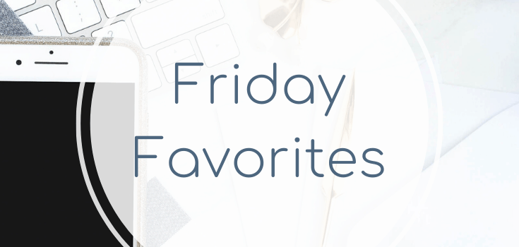 Friday Favorites: Homemade Chicken Nuggets + a Fun Read