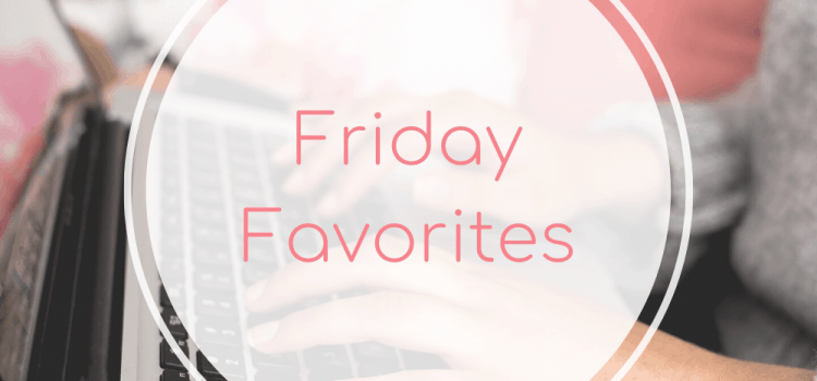 Friday Favorites: Tasty Dinners + Puppy Karma Yoga