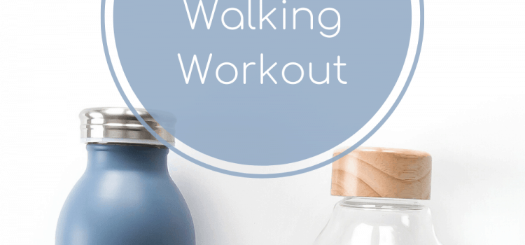 Treadmill Walking Workout